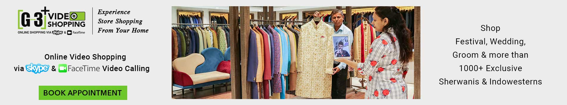 Mens Sherwani And Indowestern