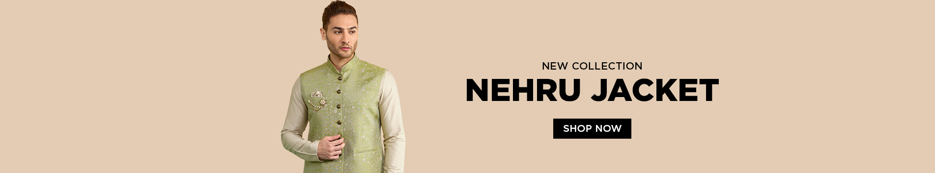 Mens Waistcoat / Nehru Jacket