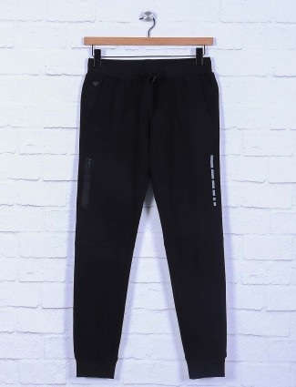 Beevee black colored track pant