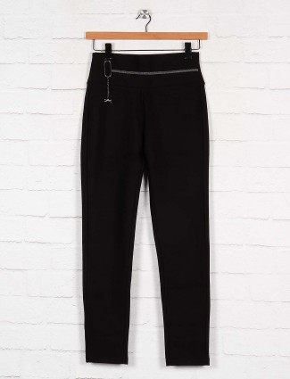 Boom casual wear black jeggings