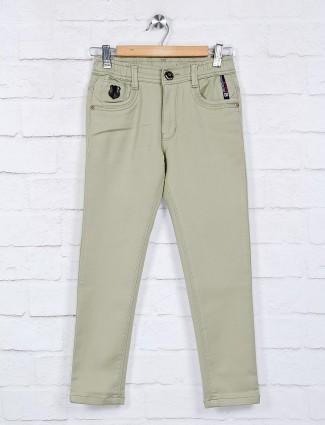 Cityboy denim light olive jeans