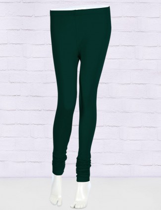 FFU bottle green color leggings