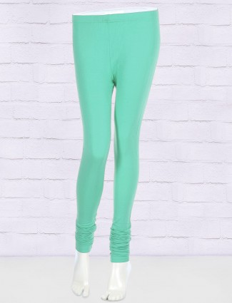 FFU mint green hue solid leggings
