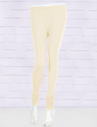 FFU off white cotton leggings