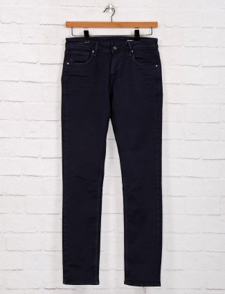 Killer navy solid slim fit jeans