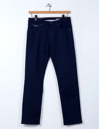 Killer presented solid navy slim fit jeans