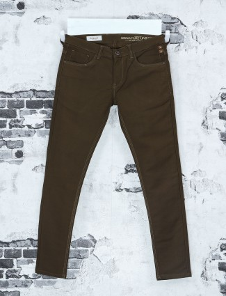 Kozzak light brown jeans