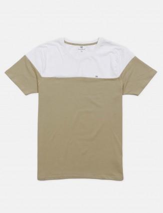 Kuch Kuch solid khali casual t-shirt