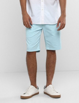 Levis casual wear aqua short