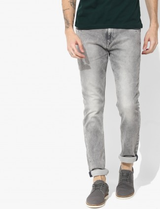 LP Sport  grey washed jeans