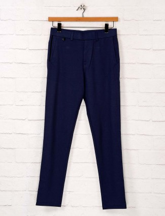 Maml comfort wear navy track pant