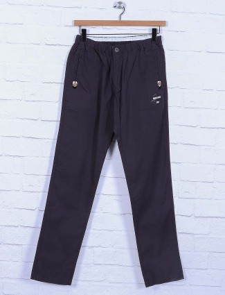 Origin stretchable grey hue track pant
