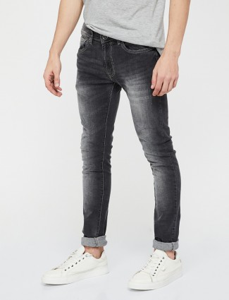 Pepe Jeans denim black washed jeans