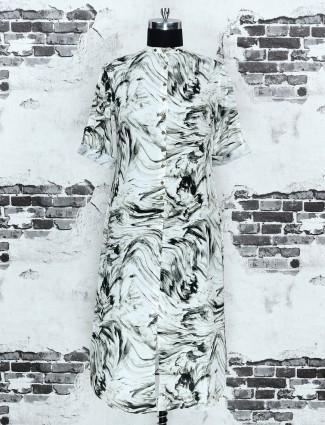 Printed casual woman kurti