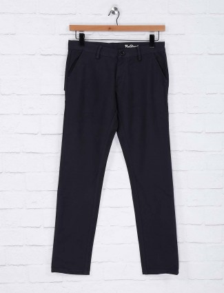 Rex Straut presented grey hued trouser