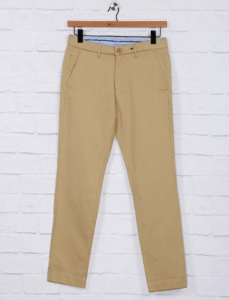 Sixth Element presented beige trouser