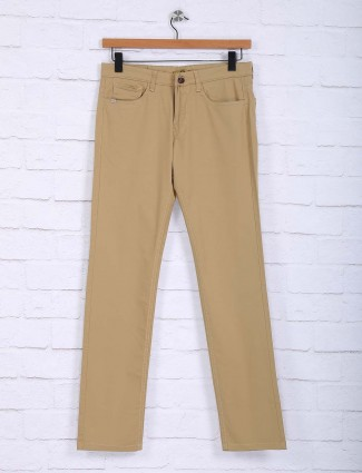Sixth Element beige stunning trouser