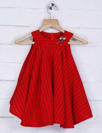 Stilomoda red color lovely top