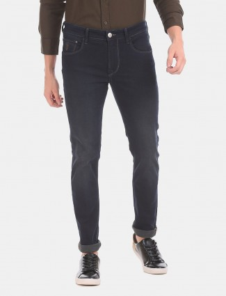U S Polo Assn dark navy skinny fit jeans