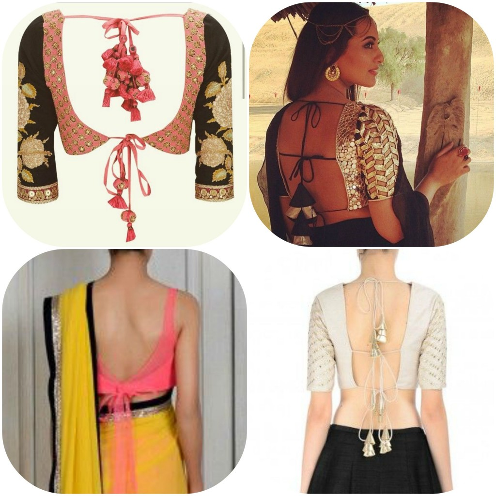 7 Blouse Necklines To Wear With Your Sarees G3fashion Com