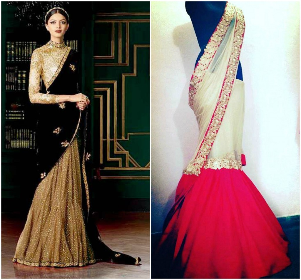 Buy How to half wear saree type sarees pictures trends