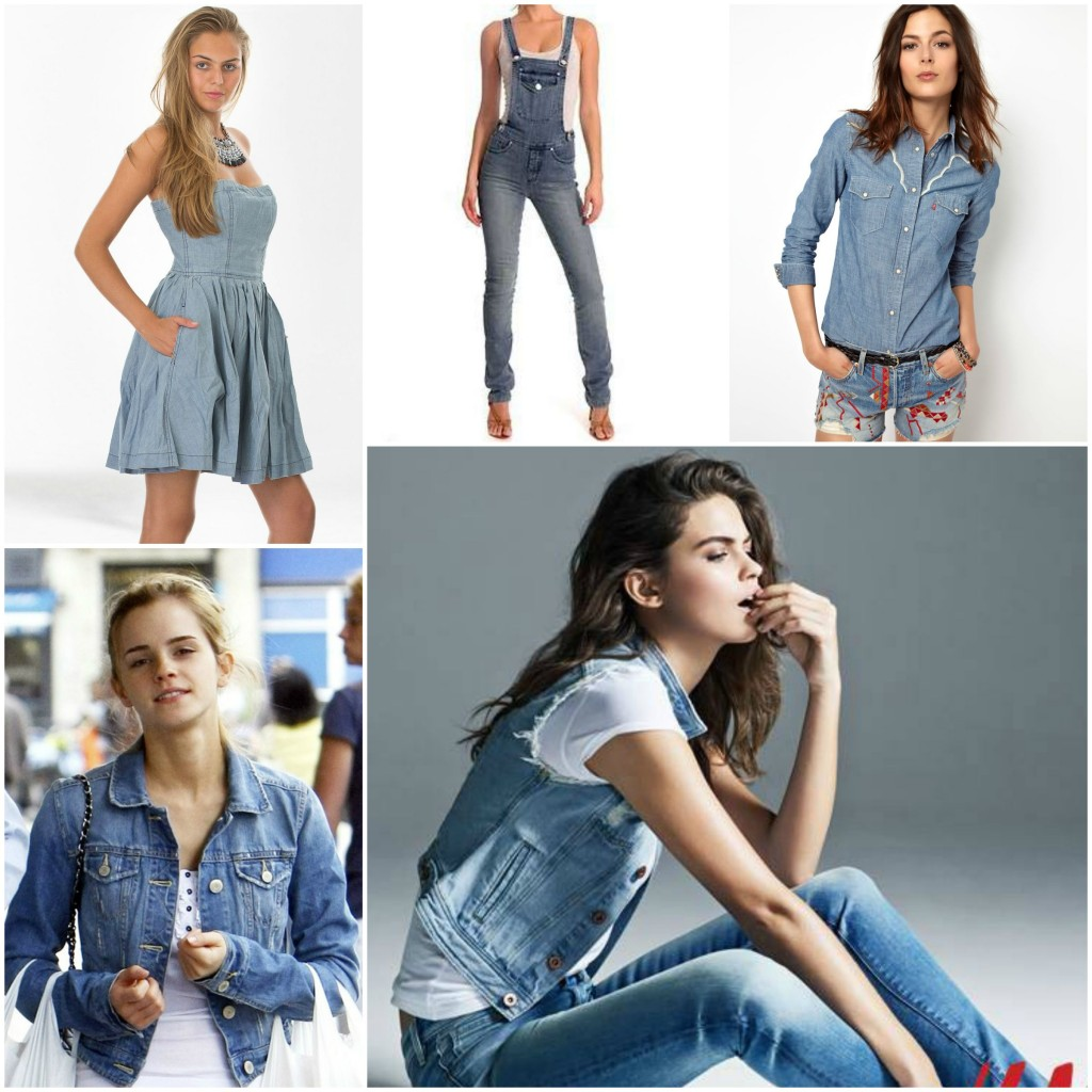 71ed9cf49263 7 Latest Denim Styles for Women in 2018 - 2019 Fashion trends