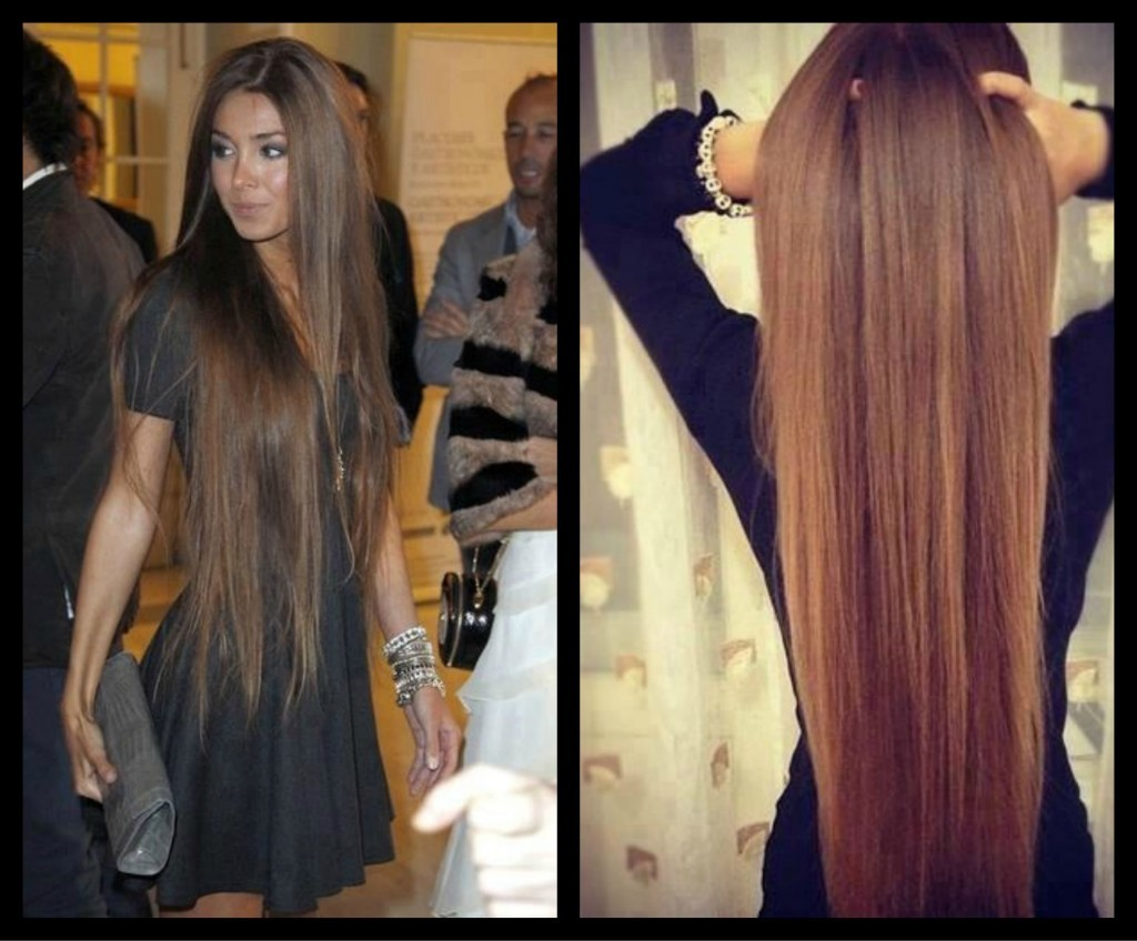 Long Hair Hairstyles · Straight Hair Hairstyle Ideas