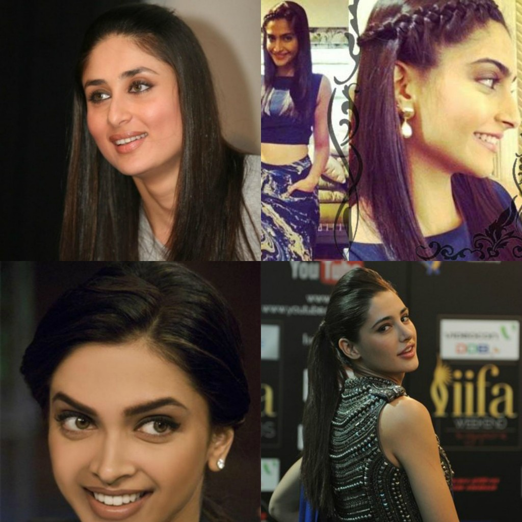 Different hairstyles to try with sarees - Pro Hairstyles