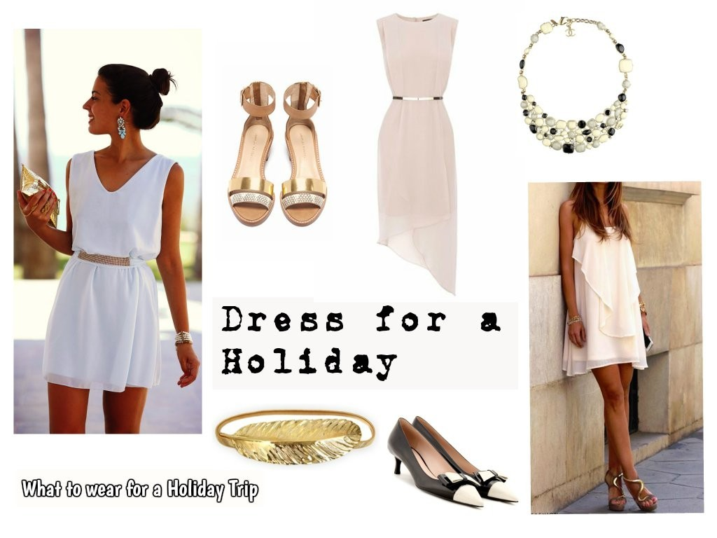 What to Wear on Holiday