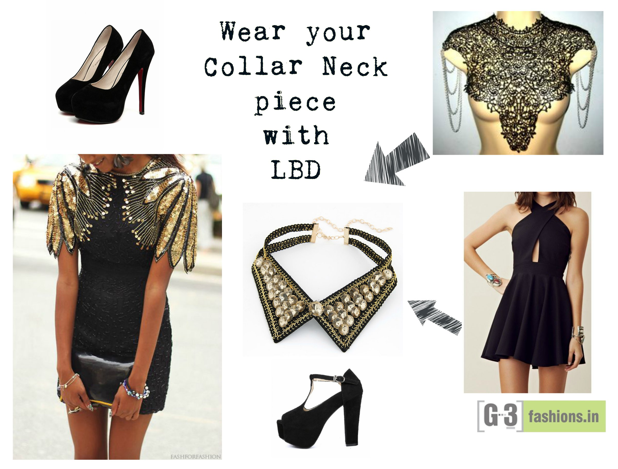 a34f31caa4ee What to Wear with your Little Black Dress