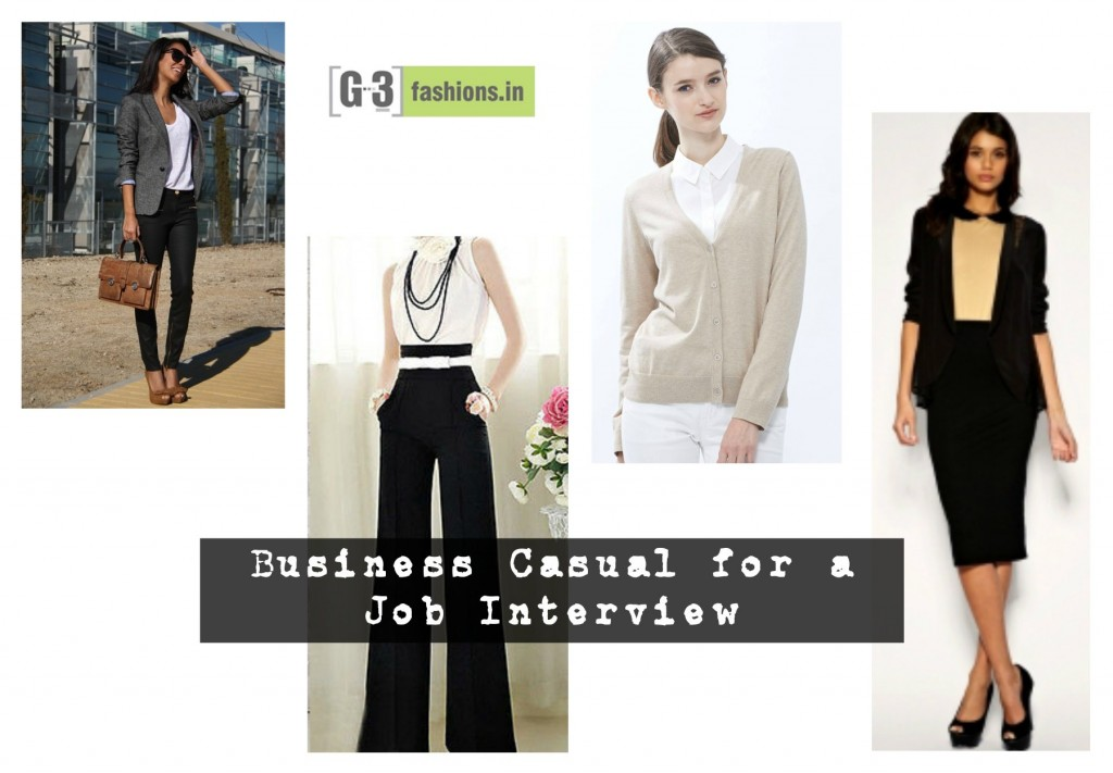 How To Dress Up For Job Interview Women S Wear