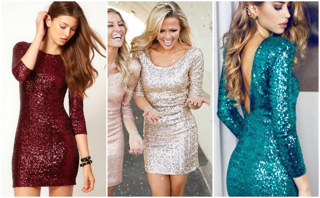 Sequin Fashion Trend