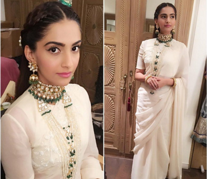 Sonam Kapoor Style Reveals Her Love For White Fashion