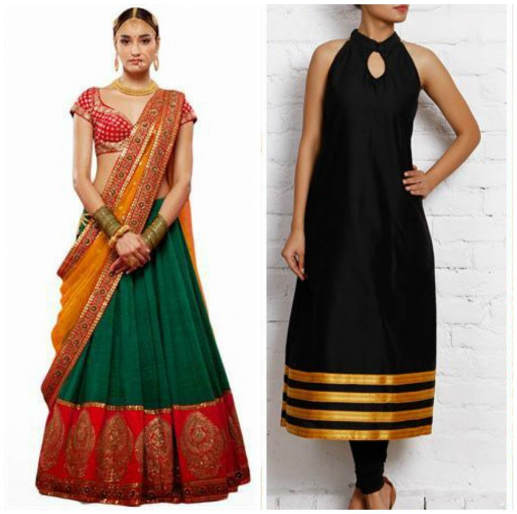 Learn How You Can Use Your Old Sarees In 14 Fantastic Ways