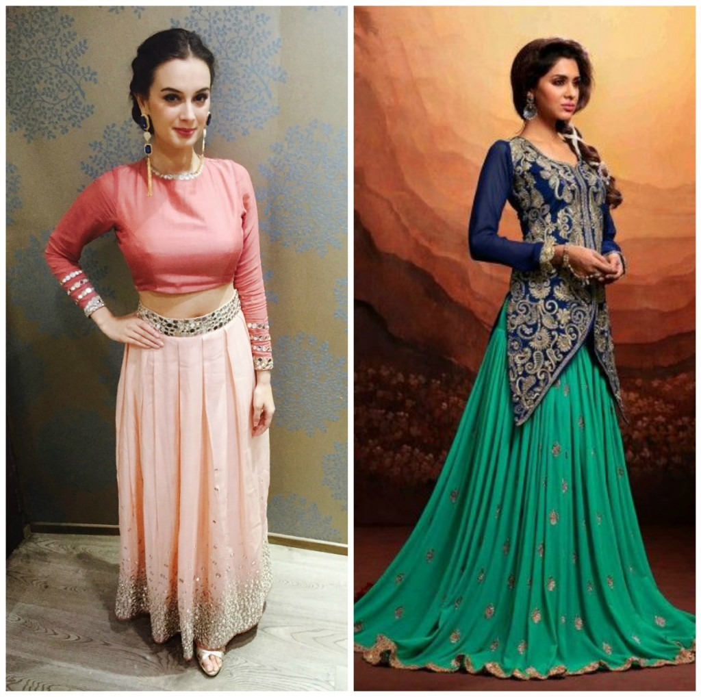 5cee6c1287 14 Ways to Reuse Old Sarees to make salwar suits, skirts, curtain ...