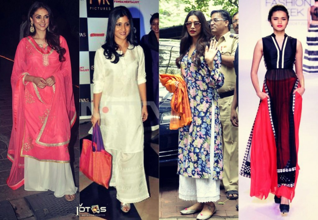 8 New Ways to Wear a Kurti Tunic
