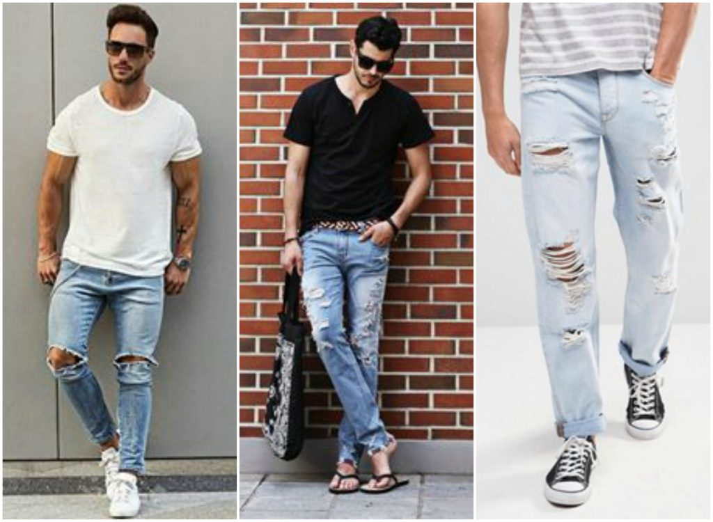 Jeans by Levi's Made & Crafted, T-shirt by Everlane, shoes by Vans. Think of this as a riff on the loose styles making increasing headway in the men's style world, but for a guy who still likes.