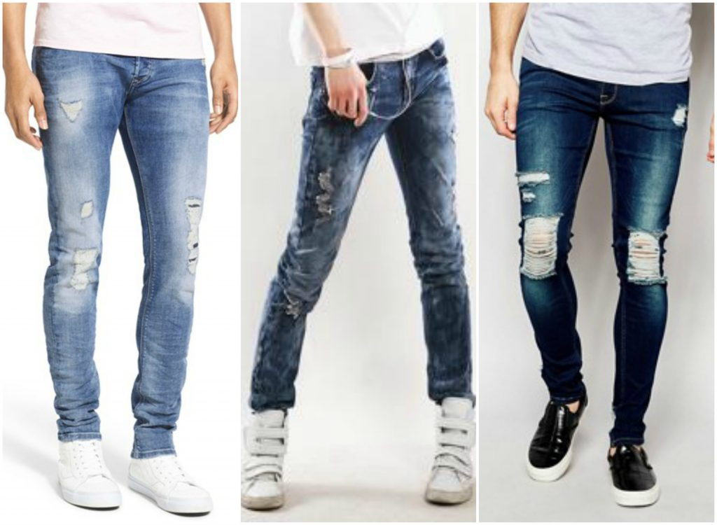 Mens Style Guides: Types of Jeans for Men with Different Body Types If you've walked into a mens fashion retailer recently, you've probably felt a little bit overwhelmed when you see all he types of jeans for men.