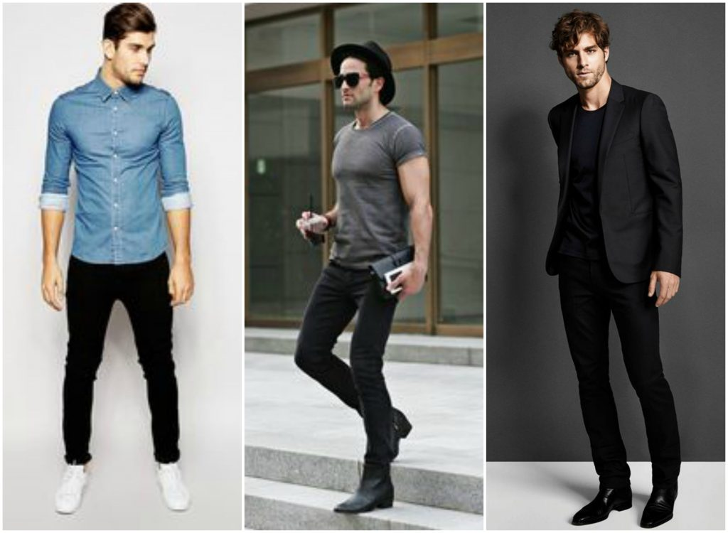 ... plain black jeans fashion, mens black jeans, top casual mens jeans