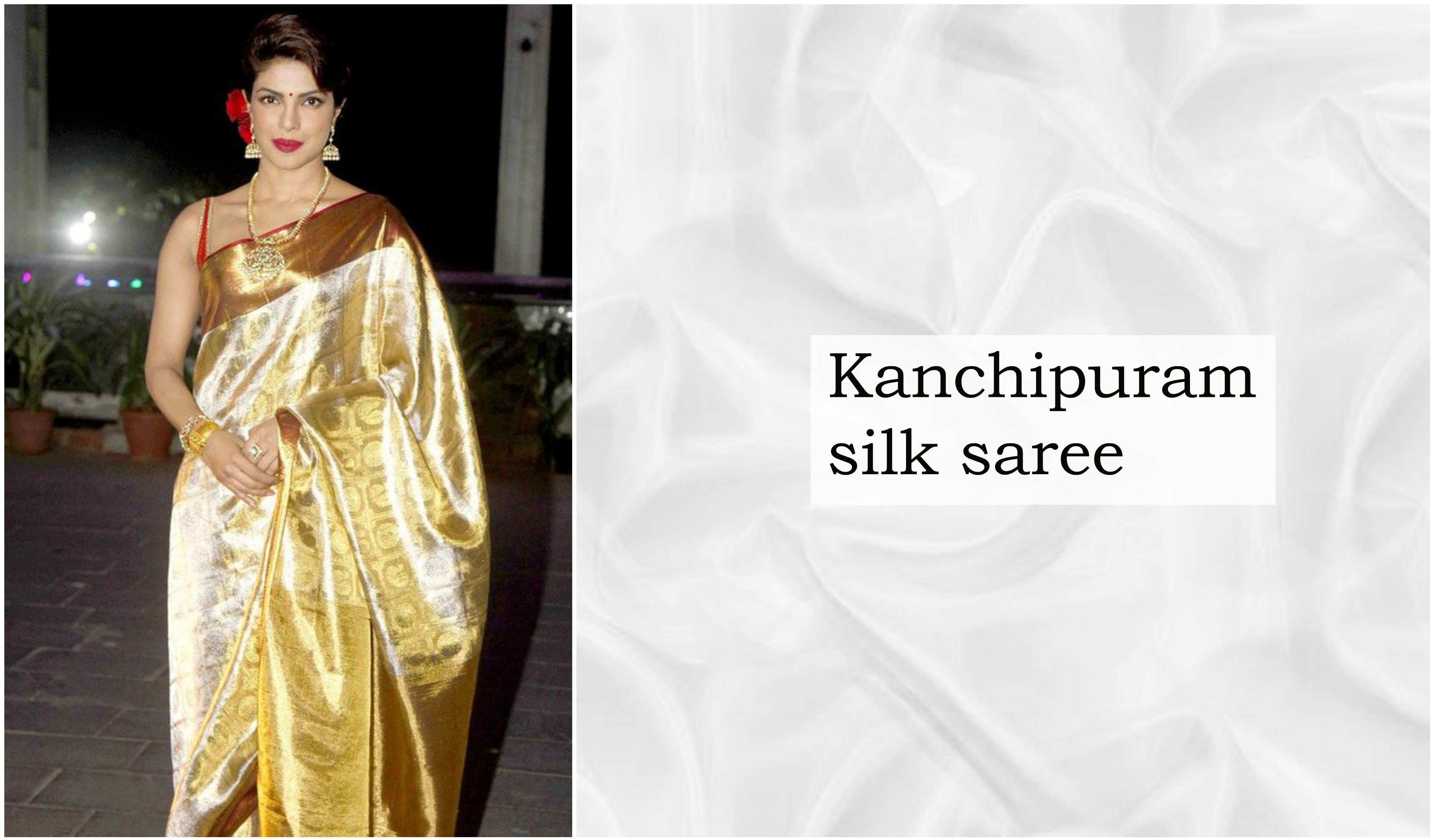 15 Types Of Regional Sarees From India