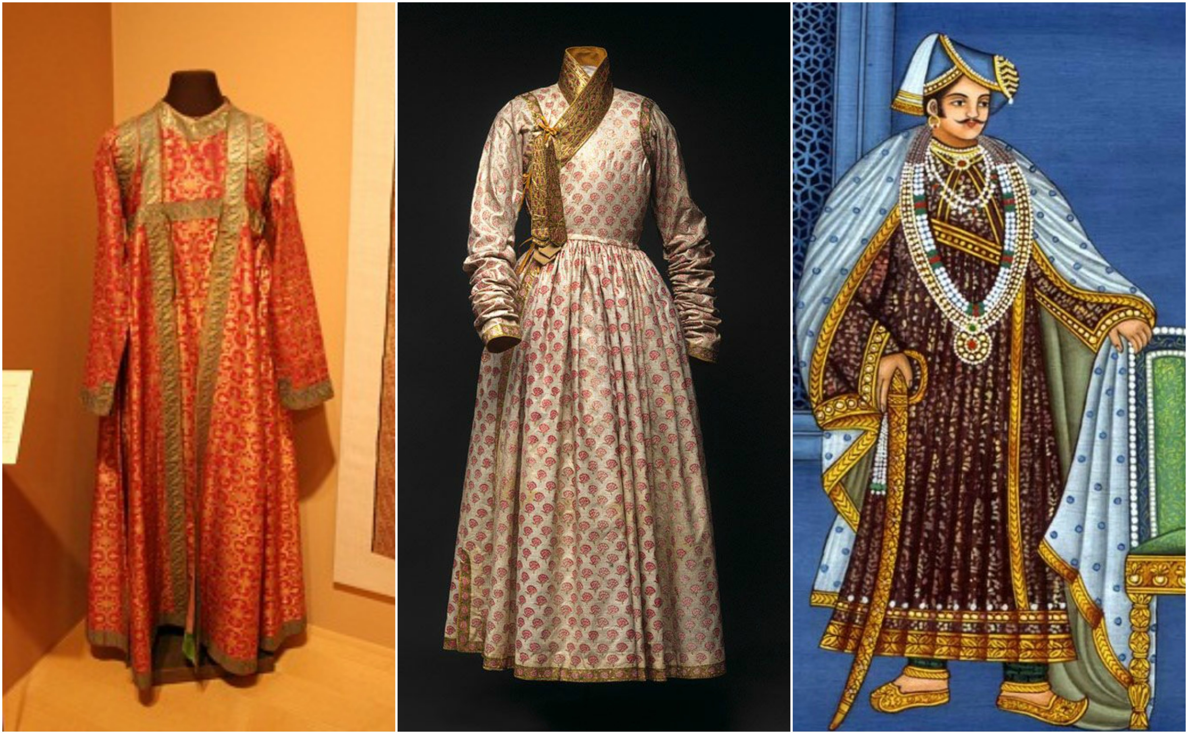 Image Gallery Mughal Clothing