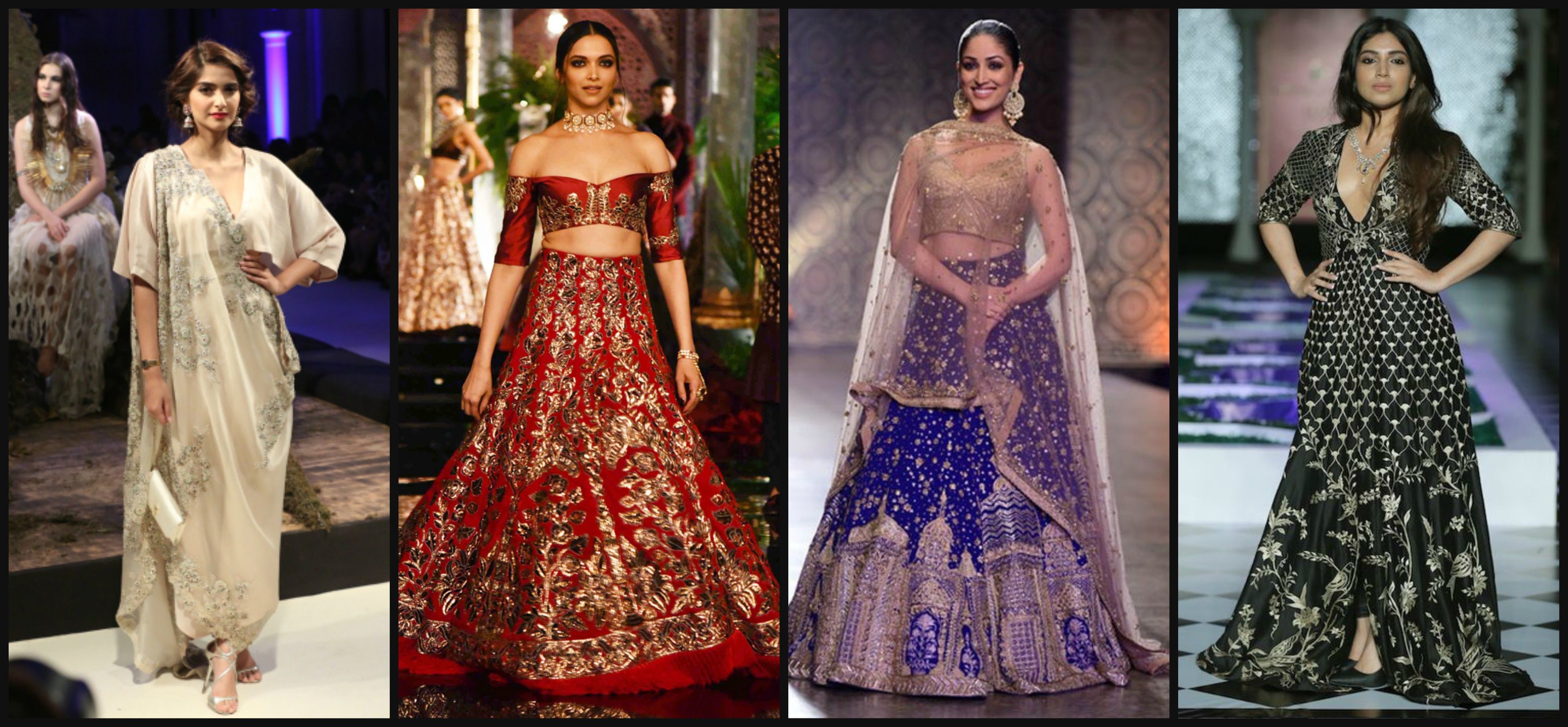 Indian Designer Couture Dresses Ficts