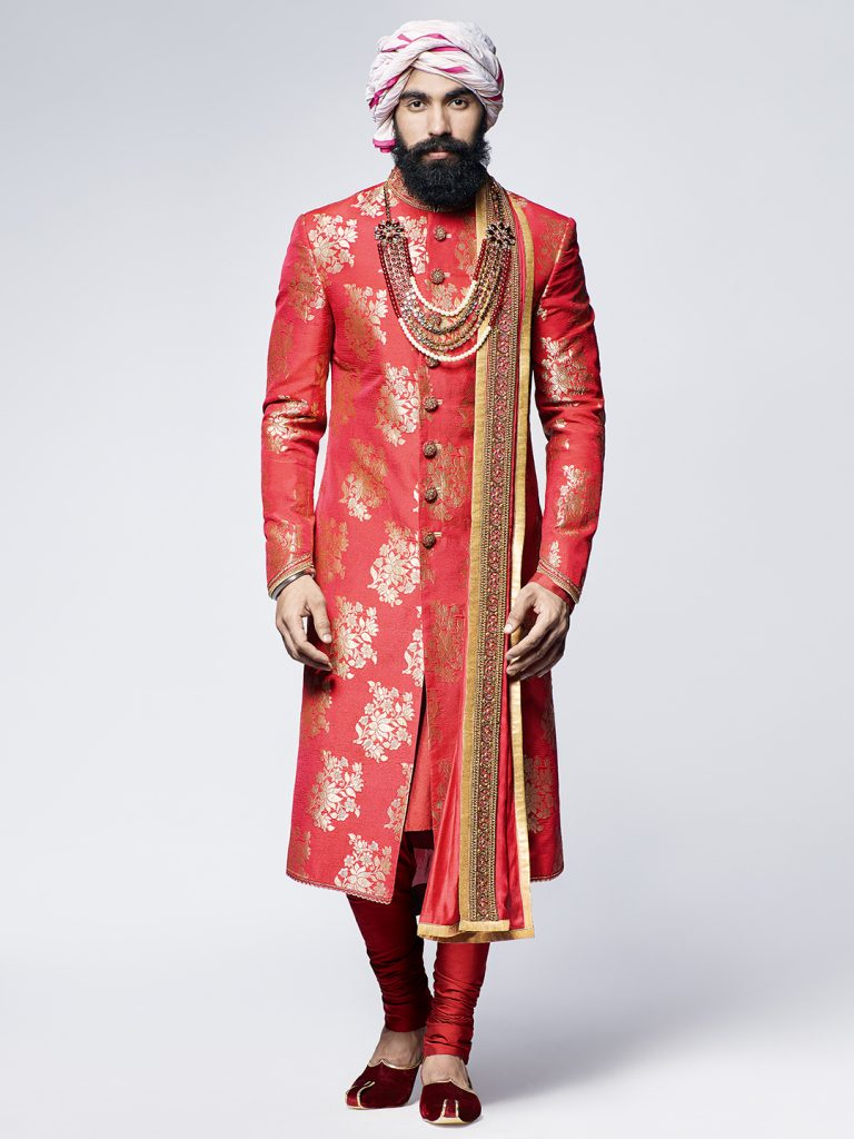Indian Weeding Groom Outfits 2017