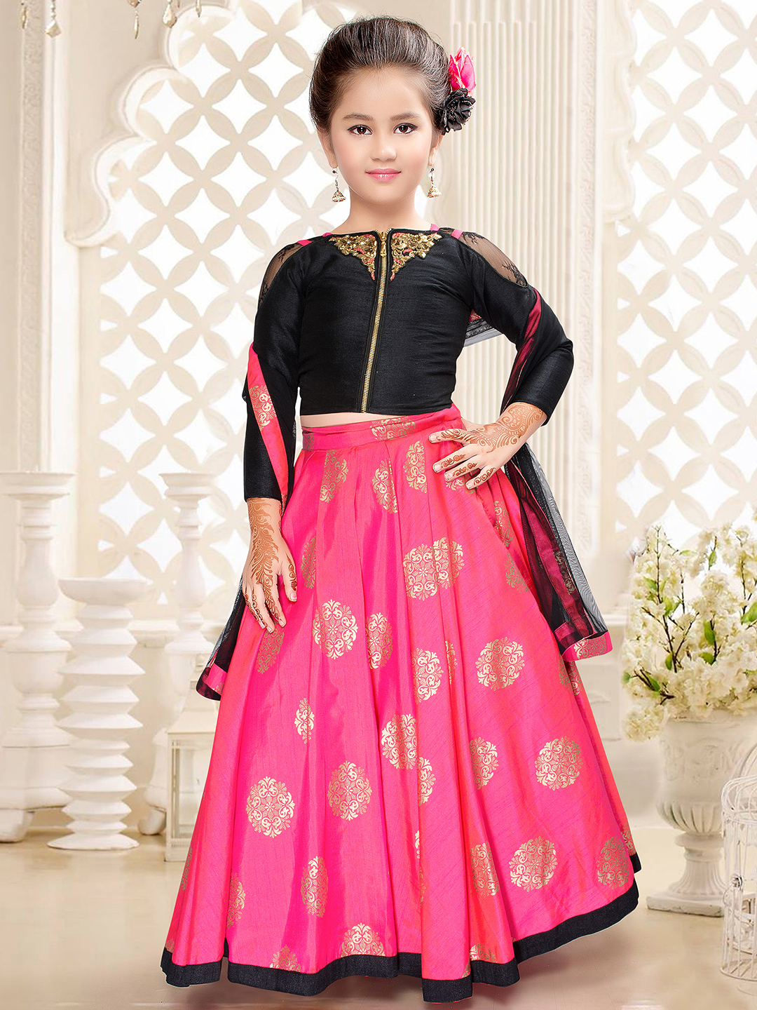 Top Indian wedding style for your little Princess | G3Fashion.com
