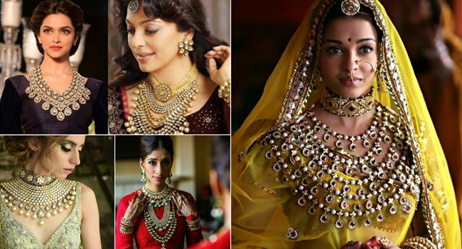 How To Choose Jewellery For Saree
