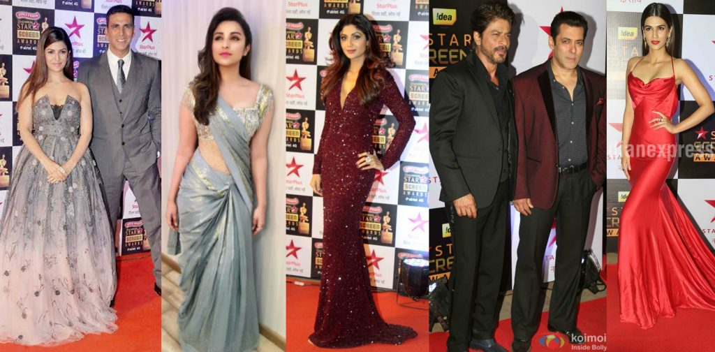 Best Dressed Bollywood Celebrities In 2016 Bollywood Trend Review 2016