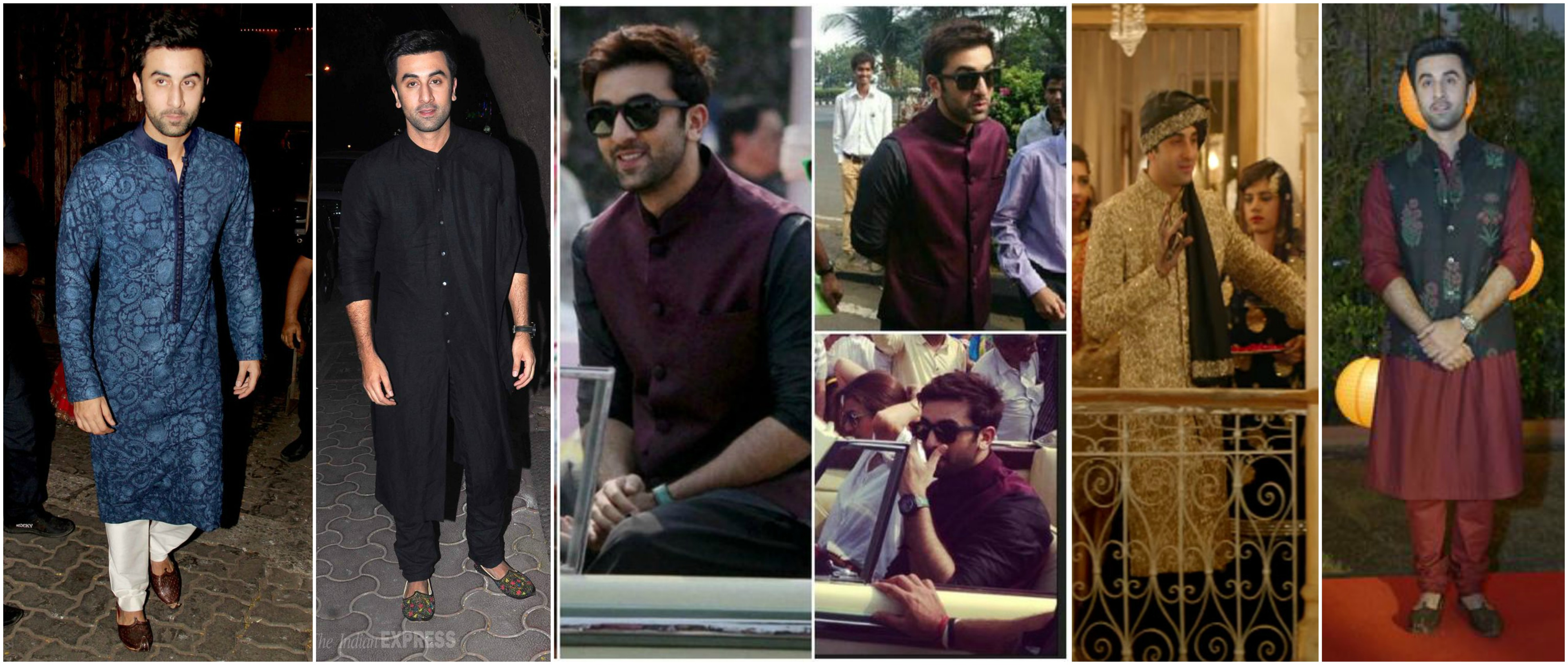 53b9565bc44 Men Celebrities In Indian Ethnic Wear — G3+ Fashion