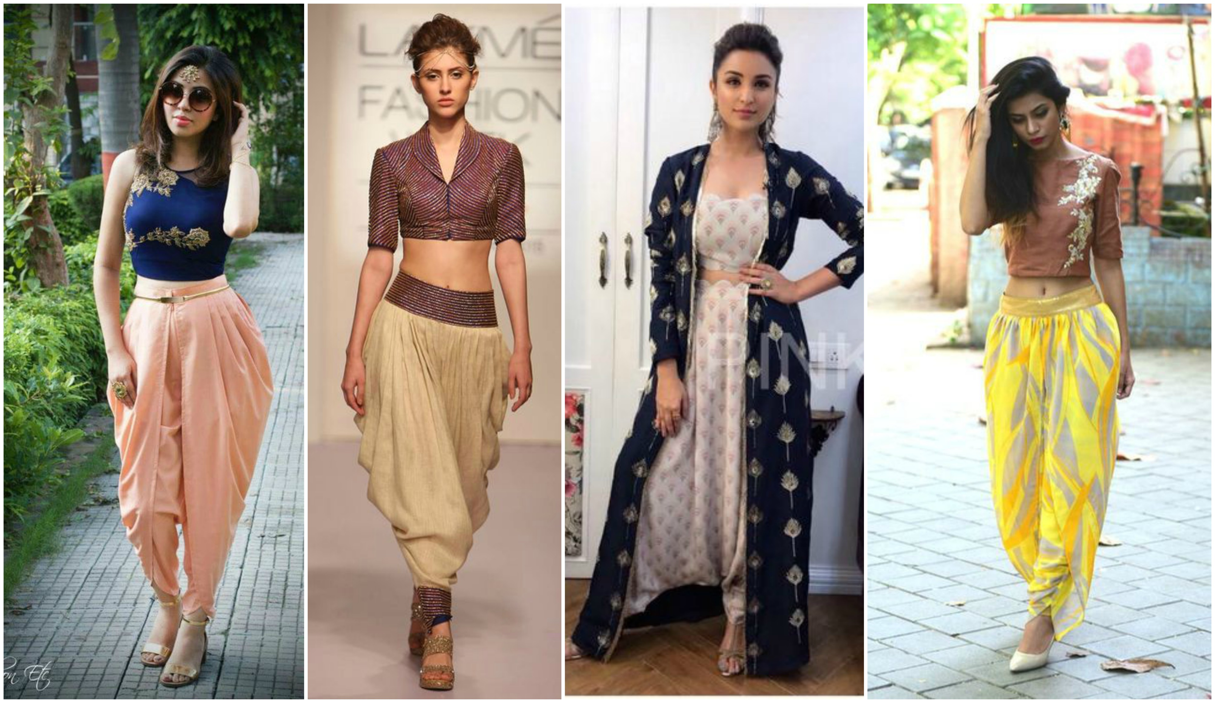 216850e4b3c2 How to Mix and Match Indian Outfits for Indo Western Styles — G3+ ...