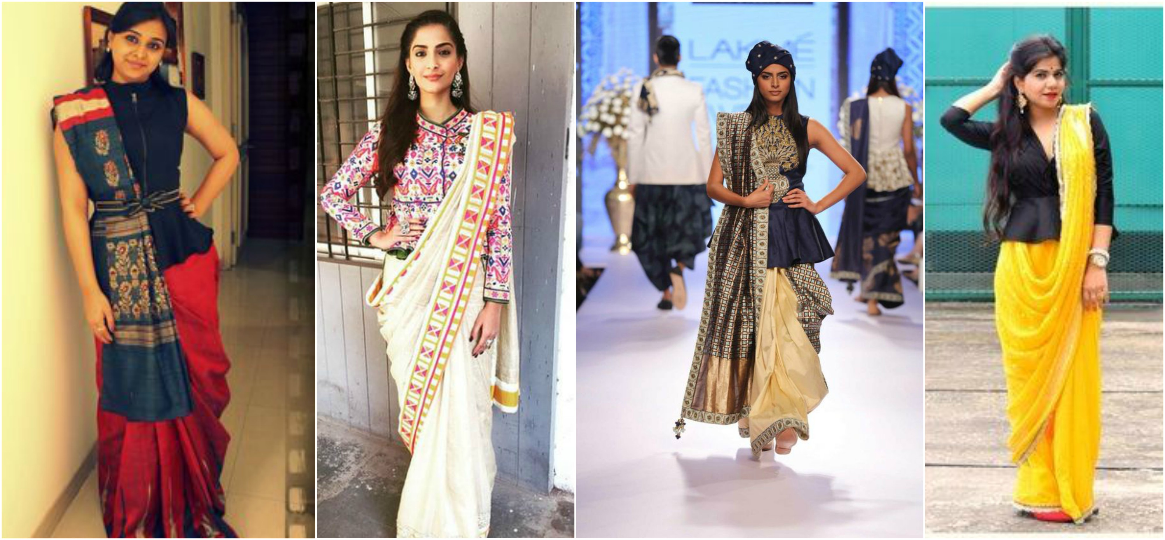 How To Mix And Match Indian Outfits For Indo Western