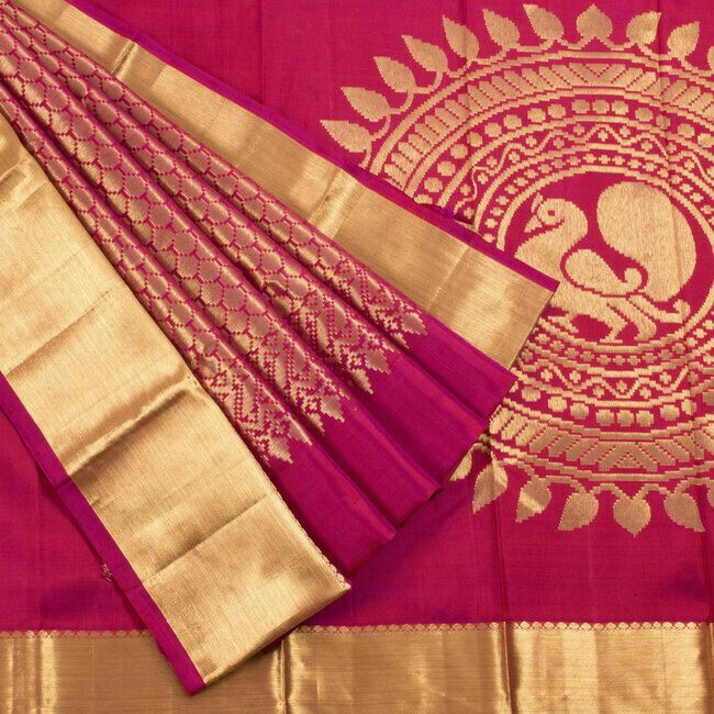 Different Types Of Kanchipuram Kanjivaram Silk Sarees In